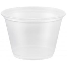 Pot en Platique PP à Sauce 75ml Ø66mm (125 Unités)