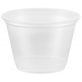 Pot en Platique PP à Sauce 75ml Ø66mm (2500 Unités)