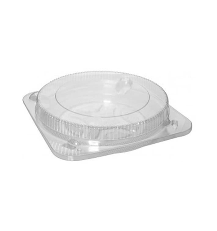 Boîte à Tarte Transparente Ø26cm (5 Unités)