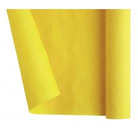 Nappe en Papier en Rouleau Jaune 1,2x7m (1 Uté)