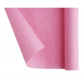 Nappe en Papier en Rouleau Rose 1,2x7m (1 Uté)