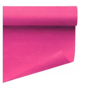 Nappe en Papier en Rouleau Fuchsia 1,2x7m (25 Utés)