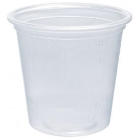 Pot à Sauce PP Trans. Doseur 35ml Ø4,8cm (2500 Utés)