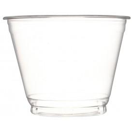Coupe Plastique PET Cristal 270ml Ø9,3cm (50 Unités)