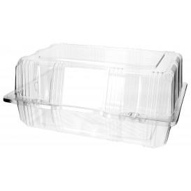 Boîte à charnière Pour Pâtisserie PET 22x14,5x10cm (20 Utés)