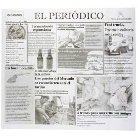 """Papier Ingraissable """"Periodico"""" 28x31cm (1000 Utés)"""