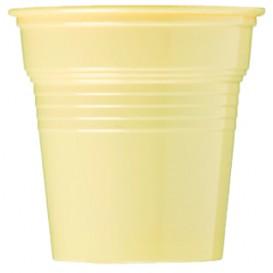 Gobelet Plastique PS Crème 80ml Ø5,7cm (50 Utés)