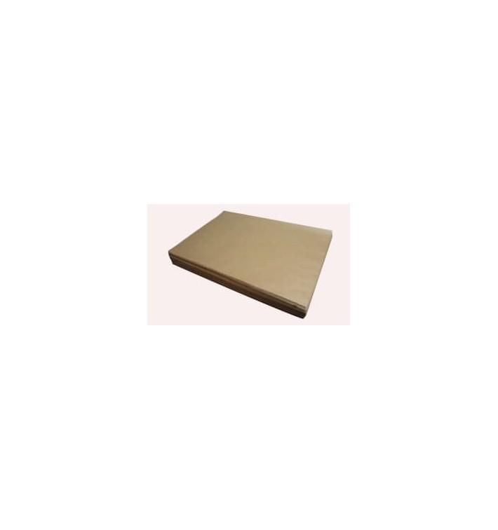 Papier Kraft Marron de 60x40cm 60g/m2 (680 Utés)