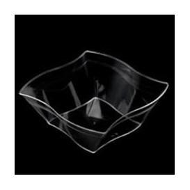Saladier en plastique transparent Injecté (3 unités)