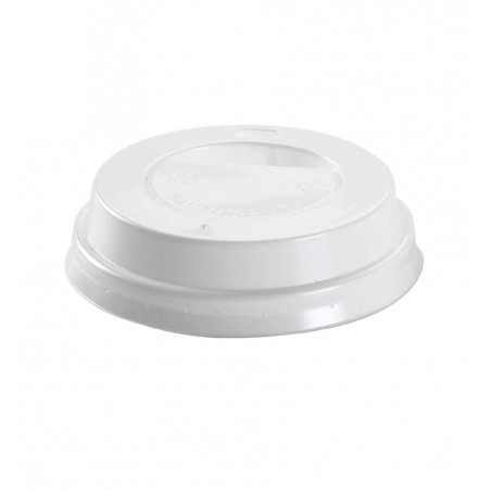 Couvercle Perforé pour gobelet Carton Specialty to Go 6oz/180ml (100 Utés)