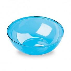Bol Plastique Turquoise 400ml Ø 14 cm (60 Unités)
