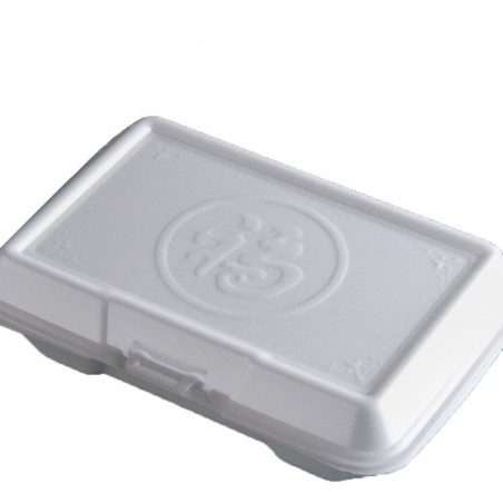 Boîte en FOAM MenuBOX 240x133x75mm (500 Utés)