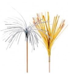 Piques de Décoration Palm 15cm (144 Utés.)