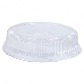 Couvercle Plastique Transparent 150x40mm (125 Utés)