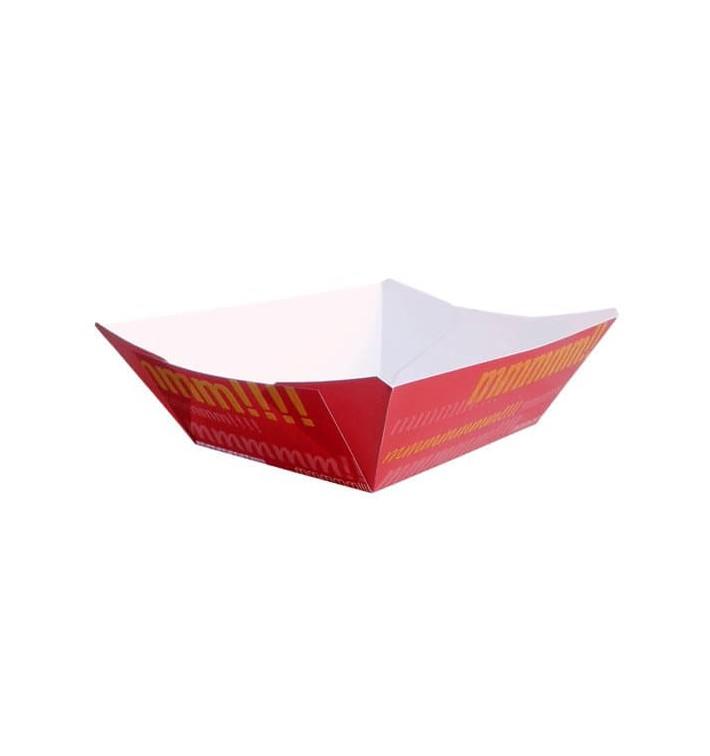 Barquette Carton 525ml 12,1x8,1x5,5cm (50 Unités)