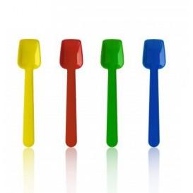Petite cuillère à glace Plastique 90mm (10.000 Unités)