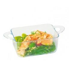 Récipient Sauces avec Anses Water Green 9,6x5x3,5 cm (24 Utés)