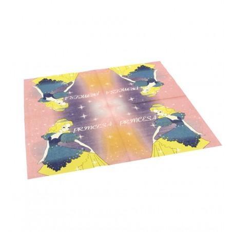 Serviette papier 33x33 Princesse (500 Unités)