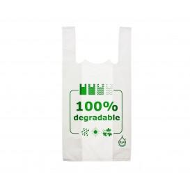 Sac à Bretelles 100% Dégradable 35x50cm (2000 Unités)