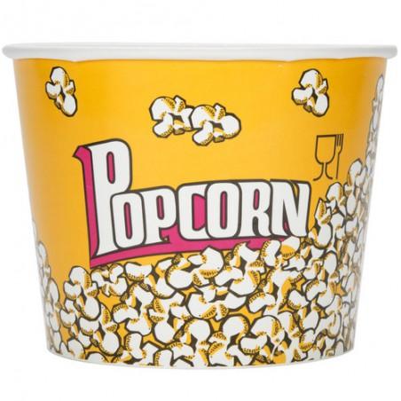 Etuis à Pop-Corn 3900ml 18,1x14,2x19,4cm (25 unités)