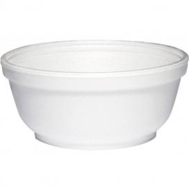 Bol en Foam Blanc 10OZ/300 ml Ø11cm (1000 Unités)