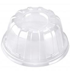 Couvercle Haute Plastique Transparent 105x60mm (1000 Utés)
