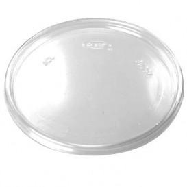 Couvercle Plat Plastique Transparent Ø11cm (1000 Utés)