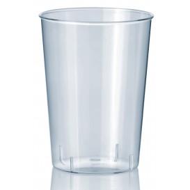 Verre Plastique Dur Transparent PS 70ml (45 Unités)