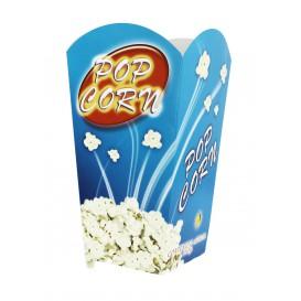 Etuis à Pop-Corn Moyen 90g 7,8x10,5x18cm (25 Unités)
