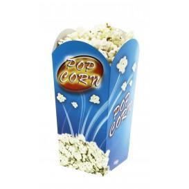Etuis à Pop-Corn Petit 45 gr 6,5x8,5x15cm (700 Unités)