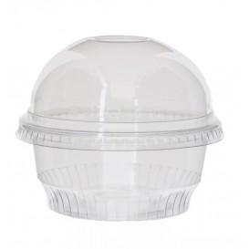 Coupe dessert plastique PET 5oz/150ml (Paquet 50 Utés)