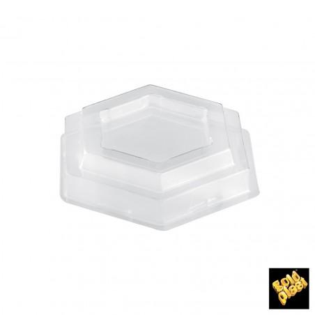 Couvercle Perforé pour Gobelet PET 8 Oz Ø7,0cm (50 Unités)