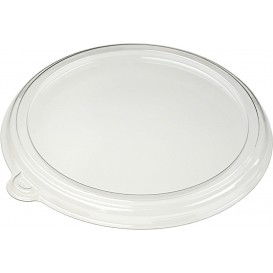 Couvercle en Plastique PET pour Bol 500ml Ø15cm (100 Unités)
