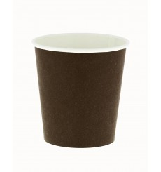 Gobelet Carton Écologique 6Oz/180ml Ø7,0cm (100 Utés)