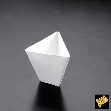 Verrine Dégustation Plastique Rombo Transparent 95 ml (25 Utés)