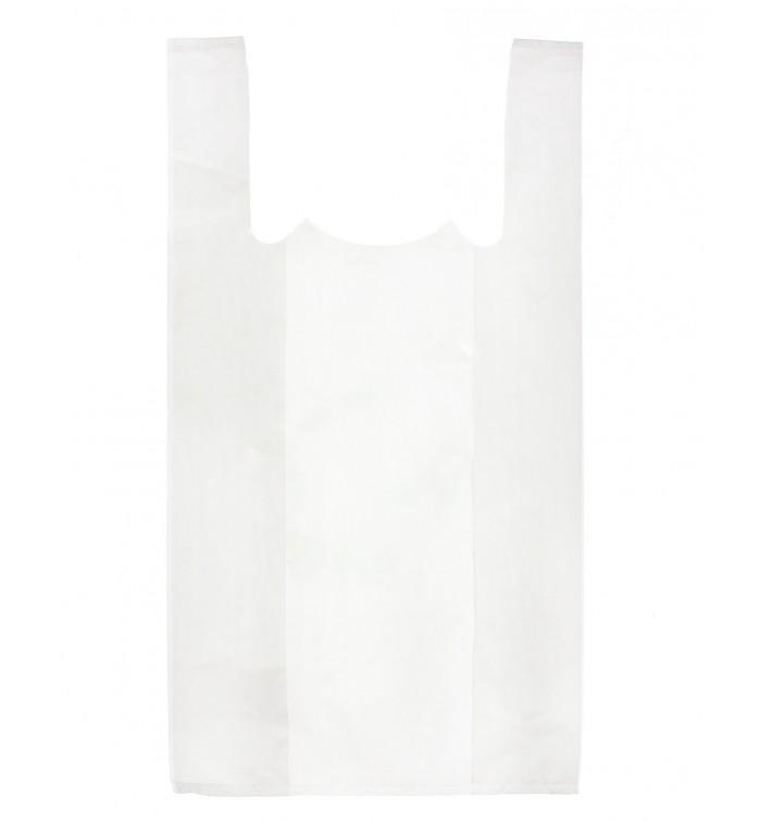 Sac à Bretelles 35x40cm Blanc (2400 Unités)