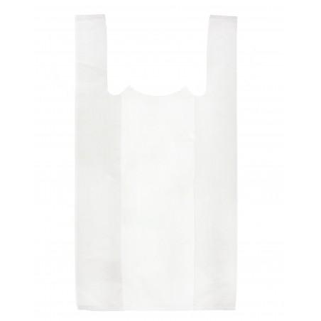 Sac à Bretelles 35x40cm Blanc (200 Unités)