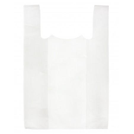 Sac à Bretelles 50x70cm Blanc (200 Unités)