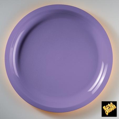 Assiette en Plastique Blanc Ø290mm (25 Utés)