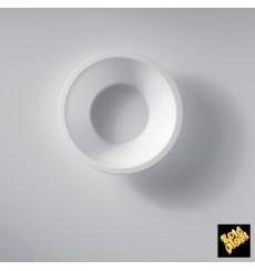 Bol en Plastique PP Blanc 450ml Ø15,5cm (50 Utés)