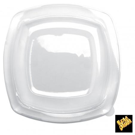 Couvercle Plastique Transp. pour Plateau PET 230mm (25 Utés)
