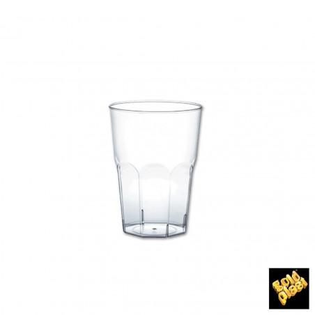 Verre Plastique à Shot Transp. PS Ø60mm 120ml (50 Utés)