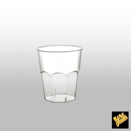 Verre Plastique à Cocktail Transp. PS Ø37mm 20ml (500 Utés)