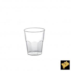 Verre Plastique à Shot Transp. PP Ø45mm 50ml (1000 Unités)