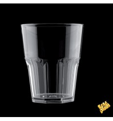 Verre Réutilisable SAN Rox Transparent 300ml (120 Utés)