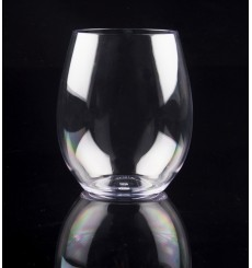 Verre Réutilisable Tritan Transparent 390ml (6 Unités)