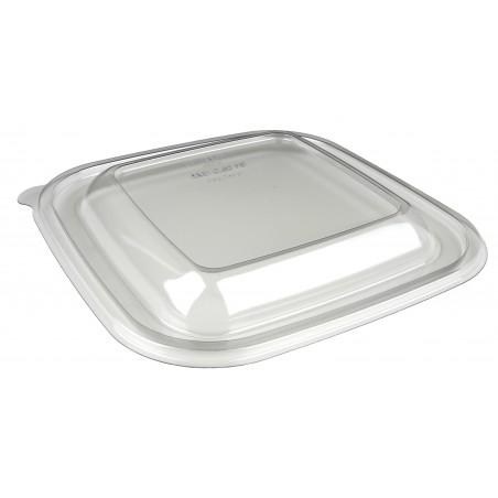 Couvercle pour Saladier de Plastique PET 170x170mm (50 Utés)