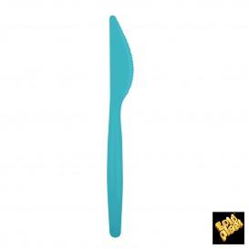 couteau Plastique Easy Blanc 185mm (20 Unités)