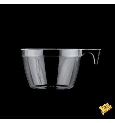 Tasse Plastique PS Cup Transparent 190ml (1000 Unités)