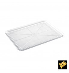 Plat Tray Transparent 37x50cm (24 Utés)